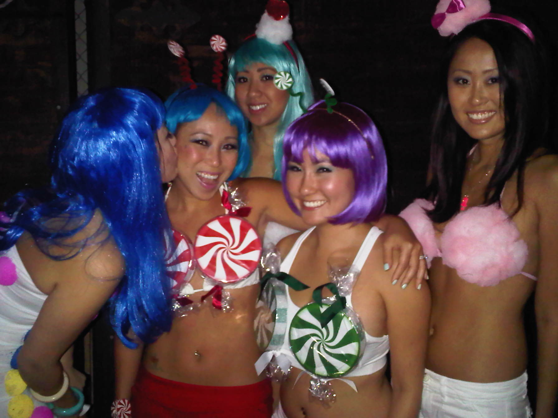 Asian bachelorette party